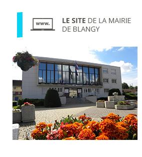 Site officiel de la mairie de Blangy sur bresles