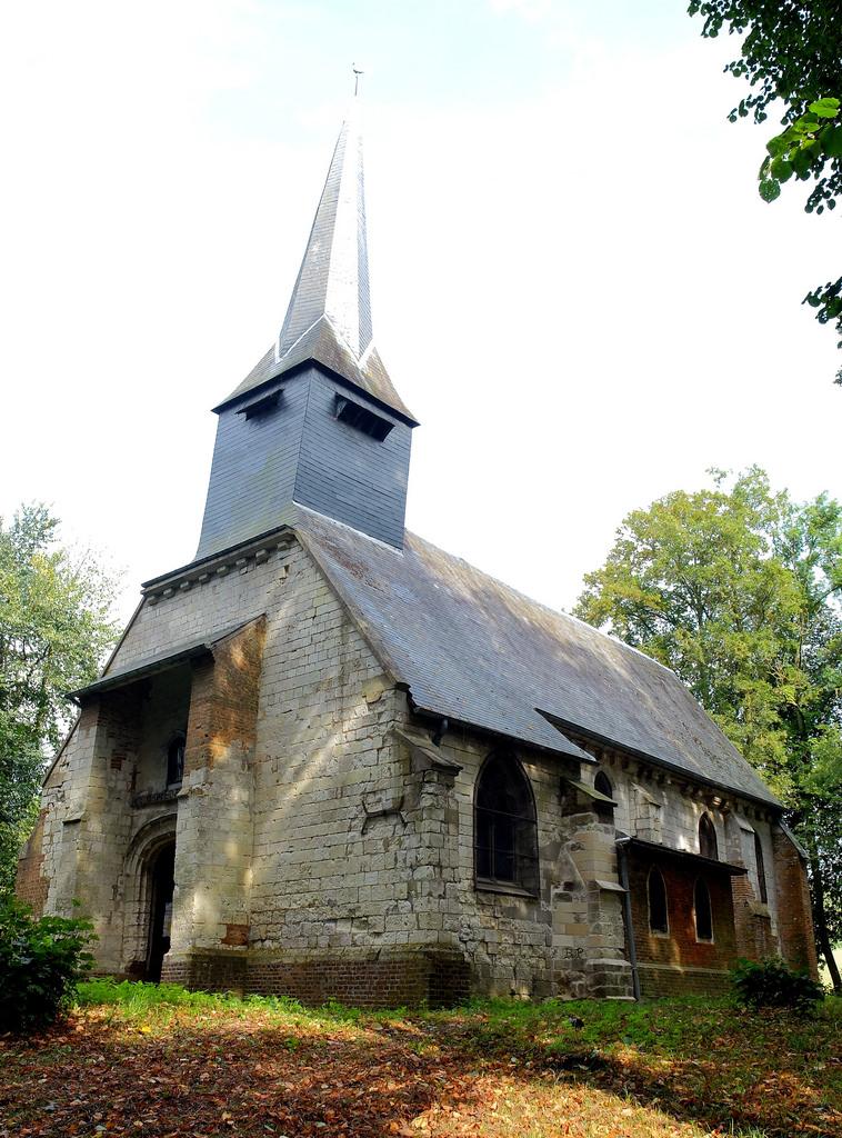 Chapelle du cardonnoy office de tourisme aumale blangy - Office tourisme la chapelle d abondance ...