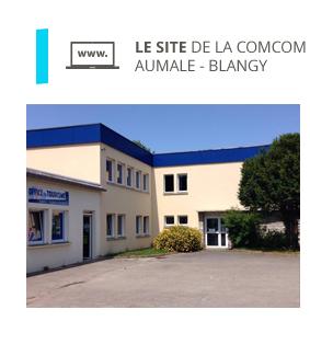 Site officiel de la Communauté de Communes Interrégionale Aumale - Blangy-sur-Bresle